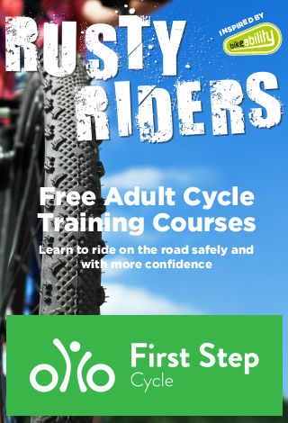 Free Adult Cycle Training in Hull (Rusty Riders)