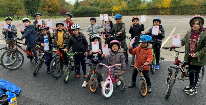 Cycle-Skills-Sessions-help-to-tackle-inequalities-in-Scunthorpe